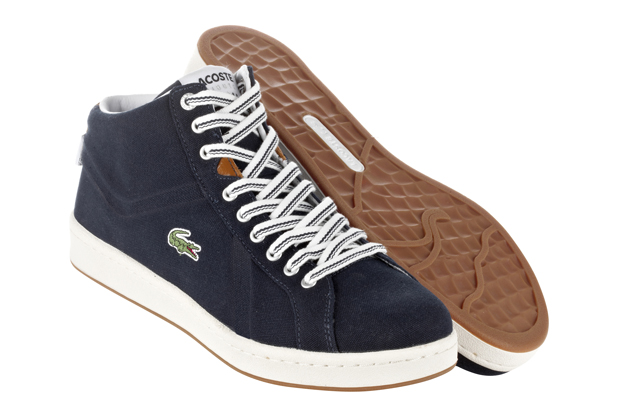 Lacoste Spring 2012 Tribute Collection