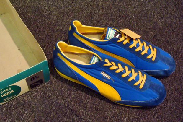puma scarpe vintage