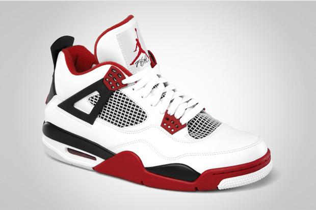 scarpe nike rosse e bianche
