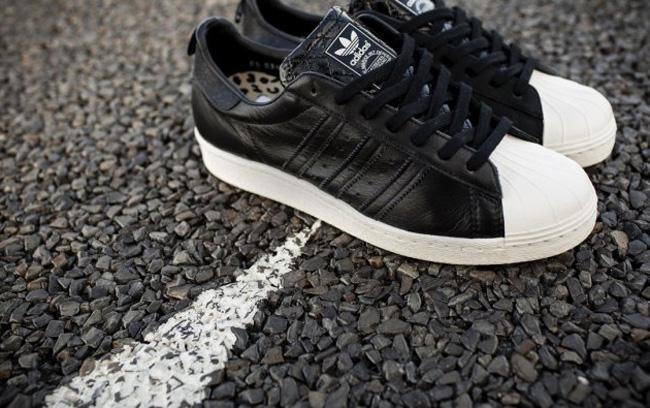 Superstar Adidas Leopardate