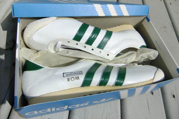 adidas righe verdi