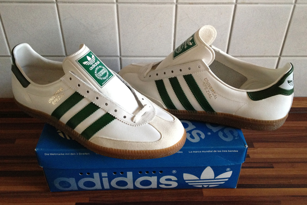 Vintage Spotlight: adidas Universal Spezial (Made in West