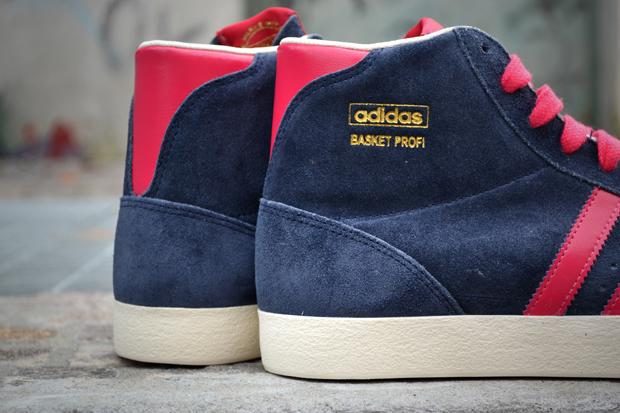 adidas Brings Back The adidas Originals Basket Profi