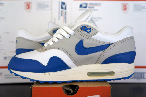 Vintage Spotlight: Nike Air Max 1 OG Mesh (Made in China