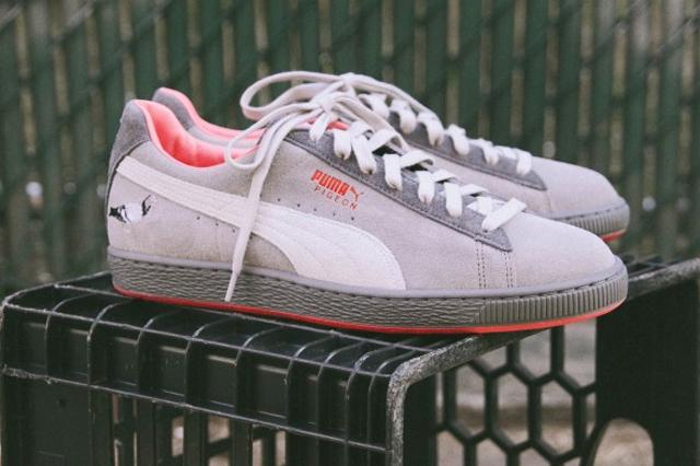 Staple x Puma Pigeon Suede Sneakers Magazine