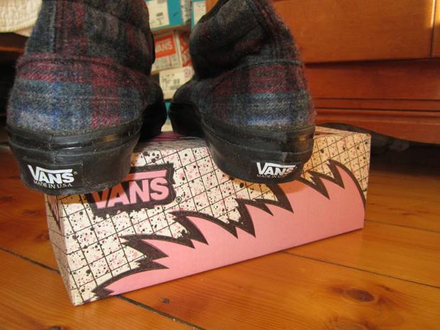 Vans Chukka Boot Plaid-00