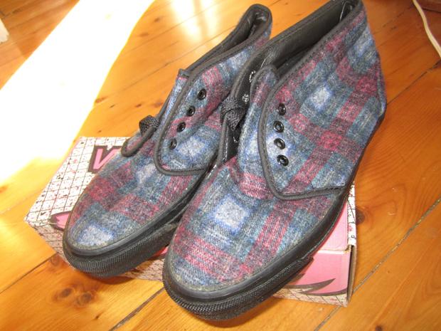 Vans Chukka Boot Plaid-03
