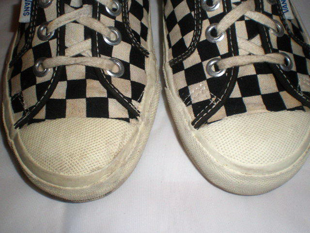 Vans High Top Check-06