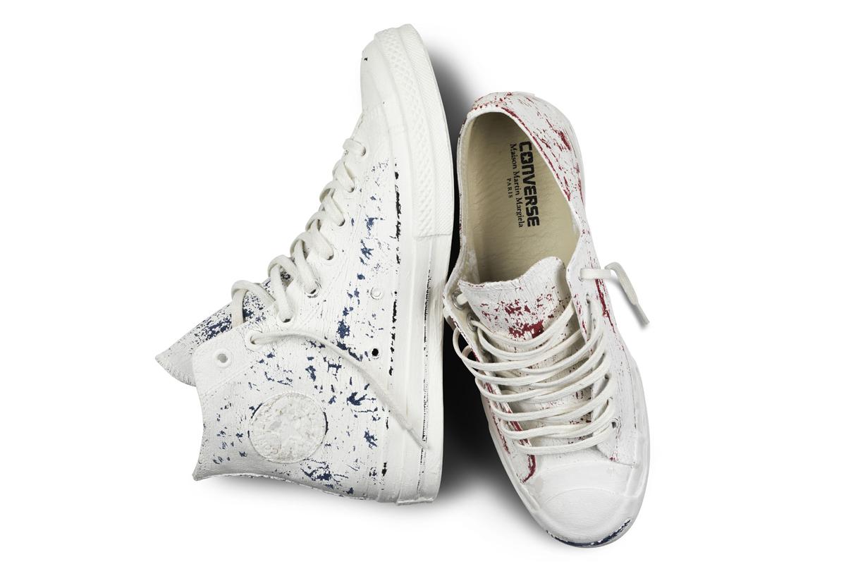Converse e Maison Martin Margiela: sneakers PE '14| Modalab