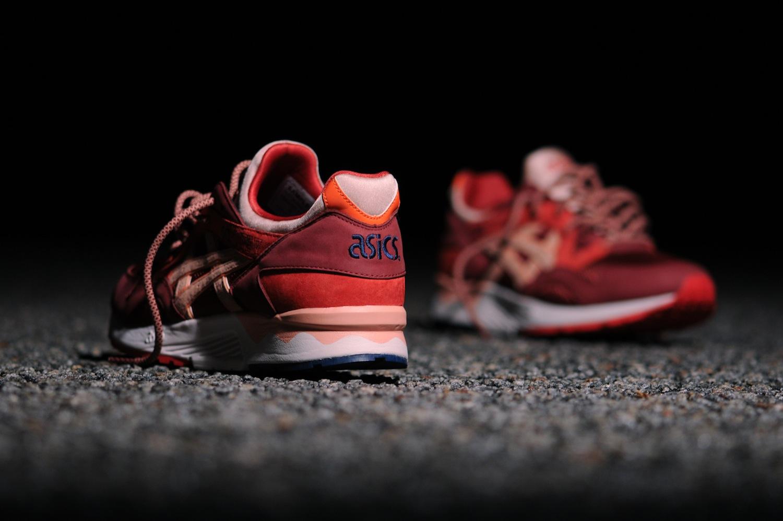 Ronnie Fieg X Asics Gel Lyte V 'Volcano' Sneakers Magazine