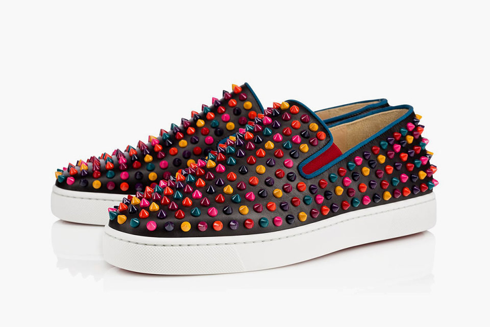 sneakers donna louboutin
