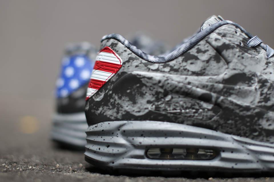 """Nike Air Max Lunar90 """"Moon""""   RedTriangle"""