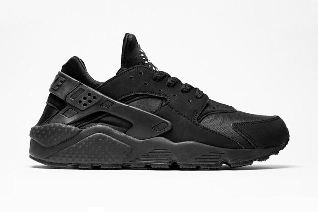 Nike Air Huarache Triple Black - 04