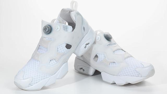 Sandro x Reebok Insta Pump Fury Collection Sneakers Magazine