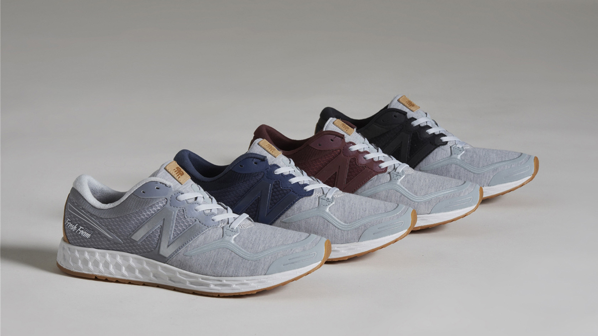 new balance 574 fresh foam heritage