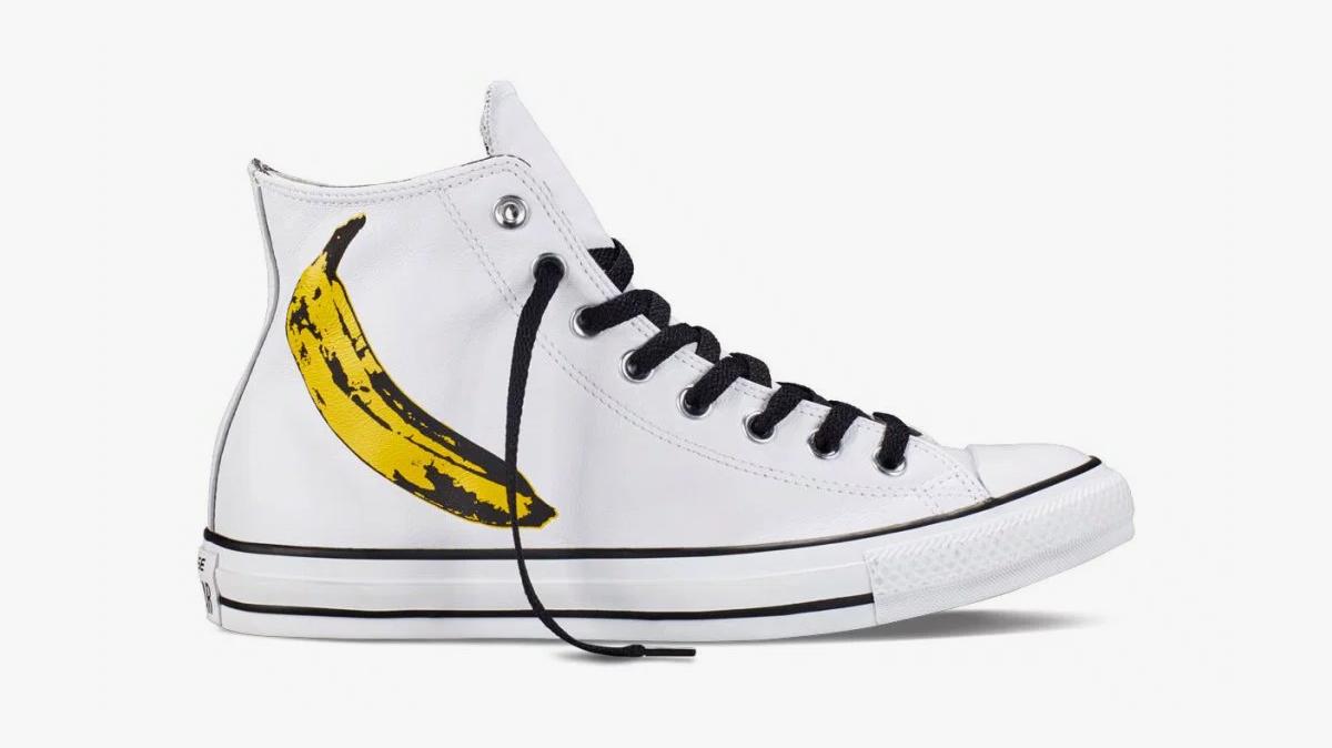 Andy Warhol x Converse FallWinter 2015 Chuck Taylor All
