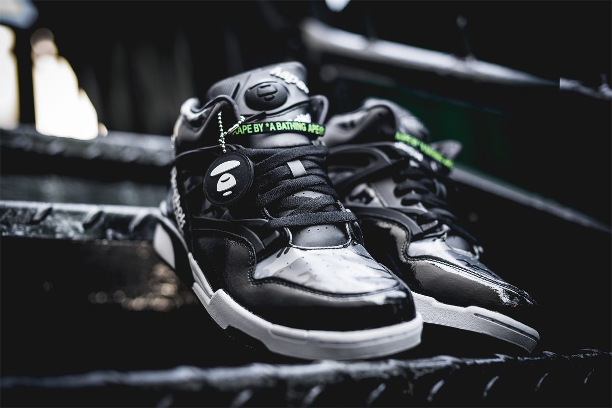 Aape by A Bathing Ape x Reebok- 02