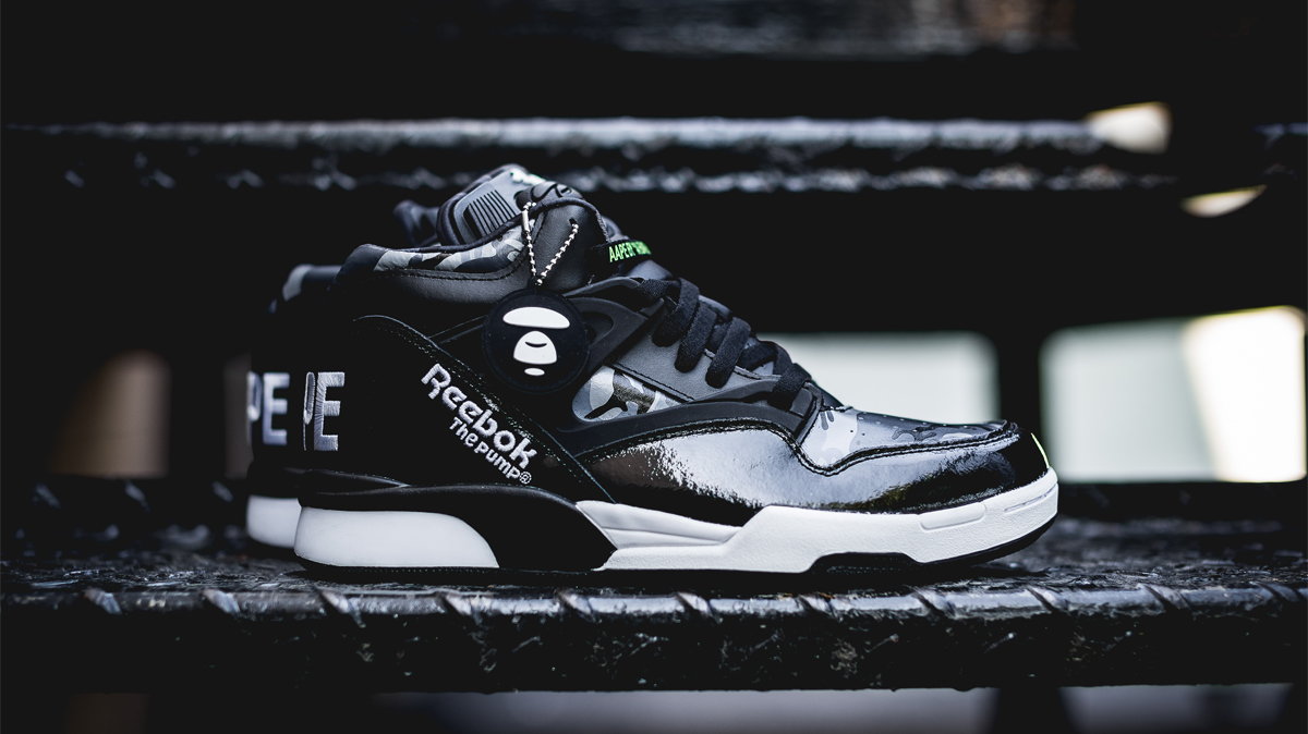 Aape by A Bathing Ape x Reebok- 03