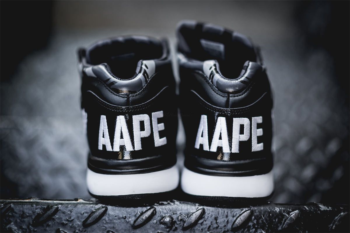 Aape by A Bathing Ape x Reebok- 06