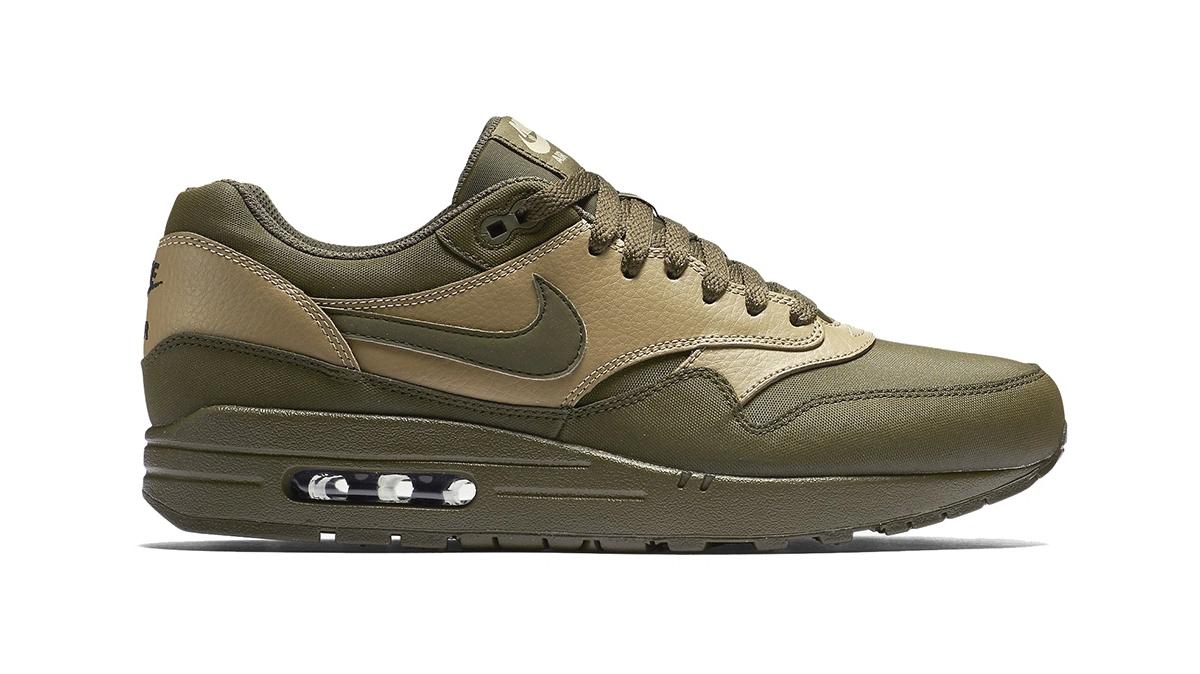 Nike-Air-Max-1-Leather-Premium-Dark-Loden