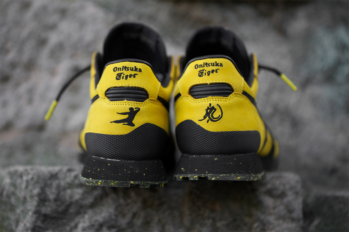 Bruce Lee x BAIT x Onitsuka Tiger Colorado Eighty Five