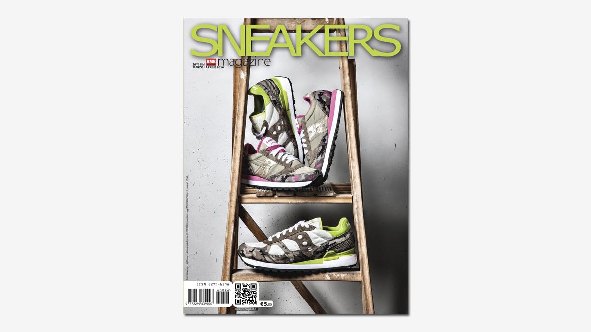 Sneakers Magazine Digital issue
