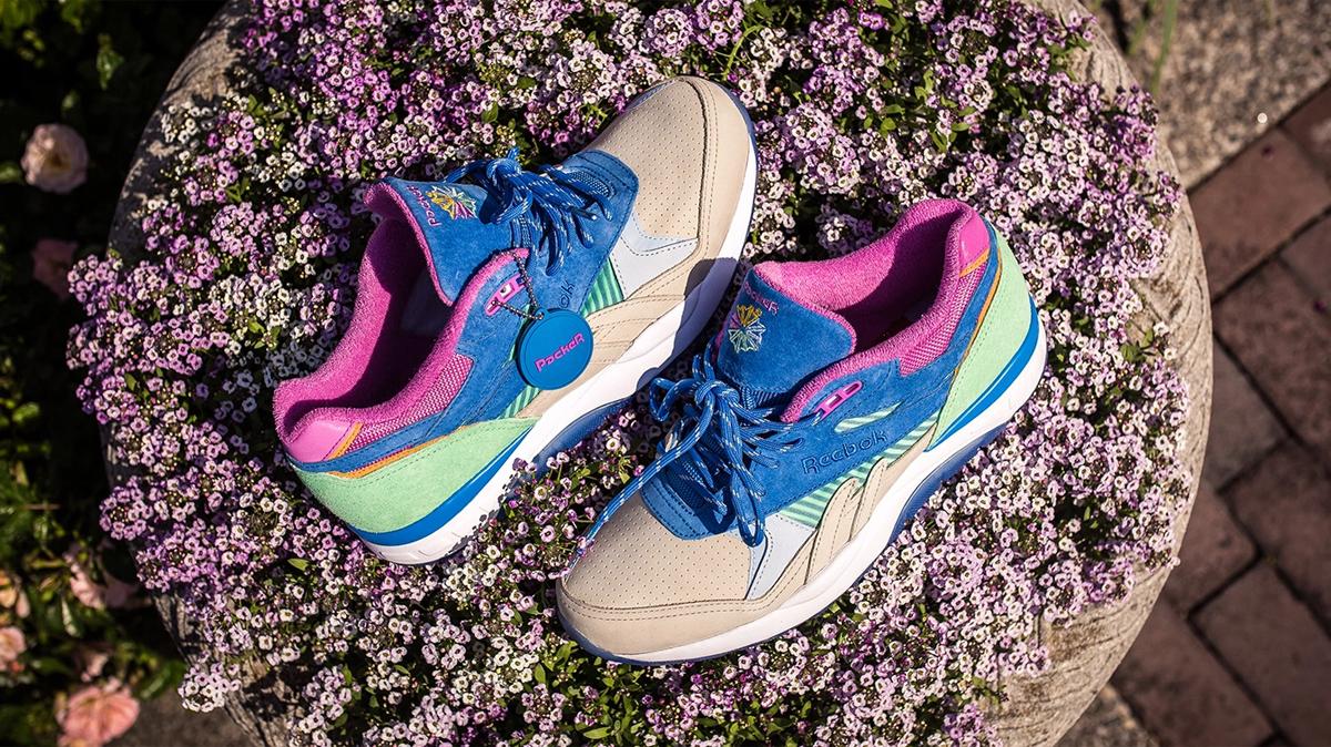 Packer Shoes Prepares for Summer with Reebok Ventilators