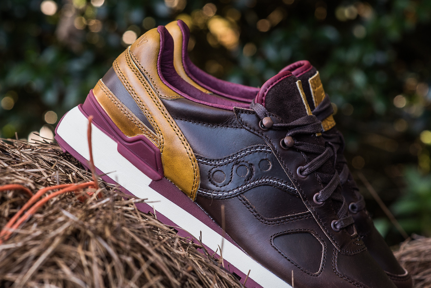 check out 7b44f 2fdd2 Another look at the Wolverine x Saucony Shadow Original ...