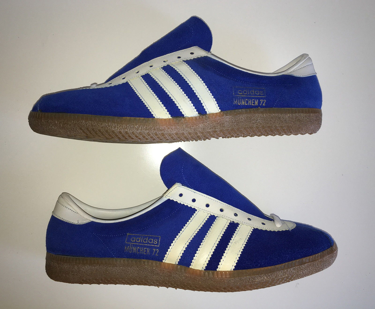Vintage Spotlight: Adidas München Sneakers Magazine