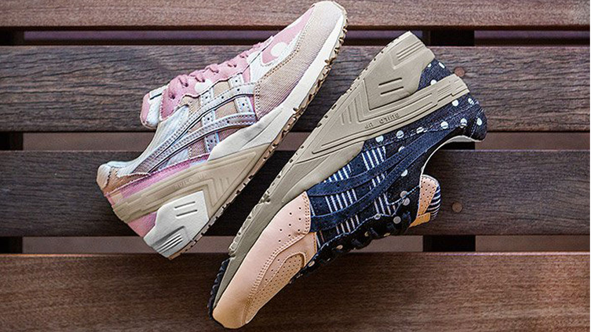 asics gel/sights sneakers magazine