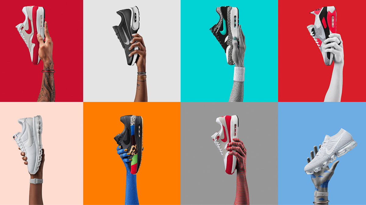 AIR MAX SNEAKERS MAGAZINE