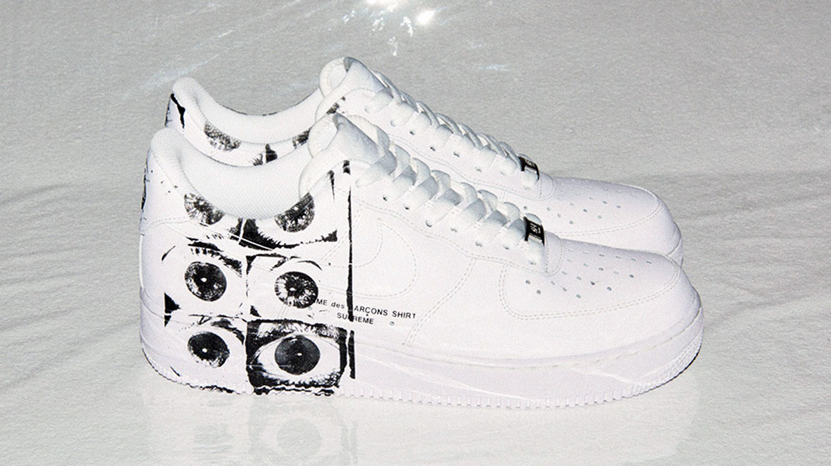 air force 1 per supreme