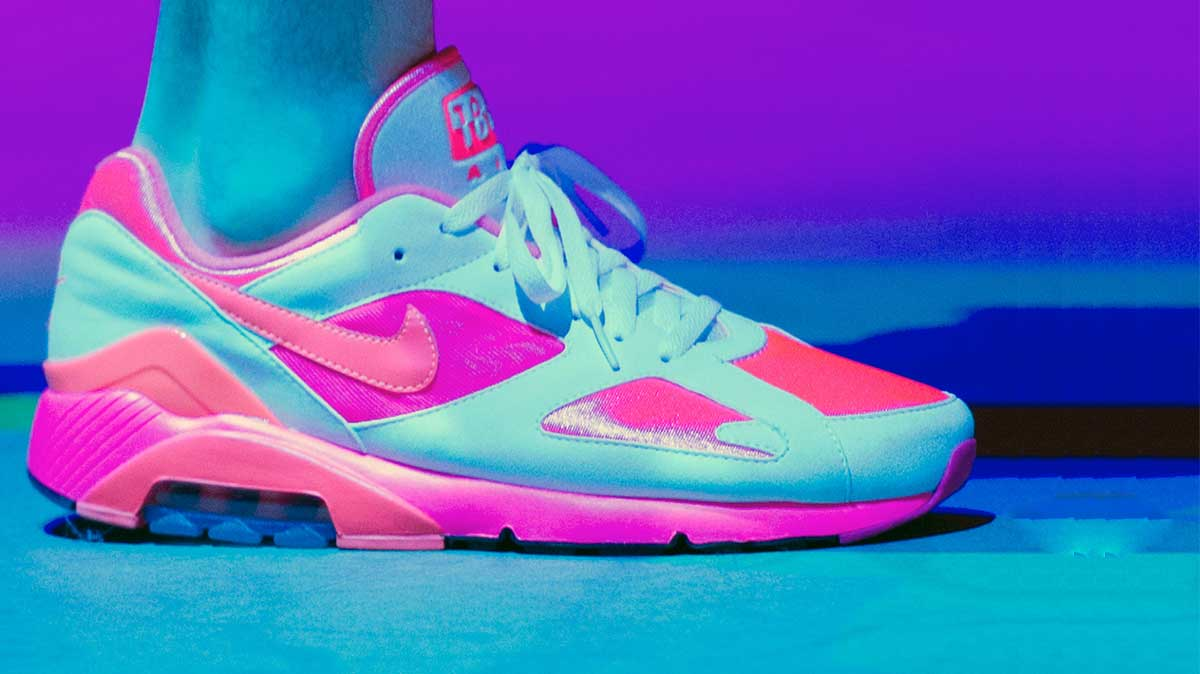 Nuove foto: Comme Des Garcons X Nike Air Max 180 Sneaker