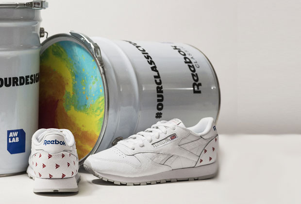 "8697b4b14 REEBOK CLASSIC ""OUR CLASSIC, YOUR DESIGN!"" CONTEST - Sneakers Magazine"