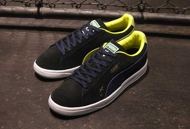 WHIZ LIMITED and mita sneakers Take on the PUMA Suede Ignite