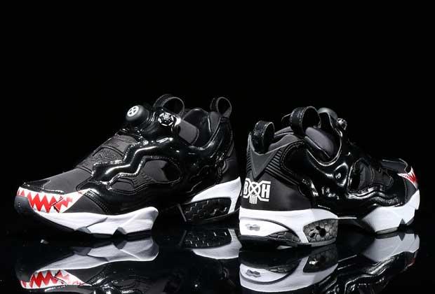 Reebok x Atmos Instapump Fury Sameru Kun Sneakers Magazine
