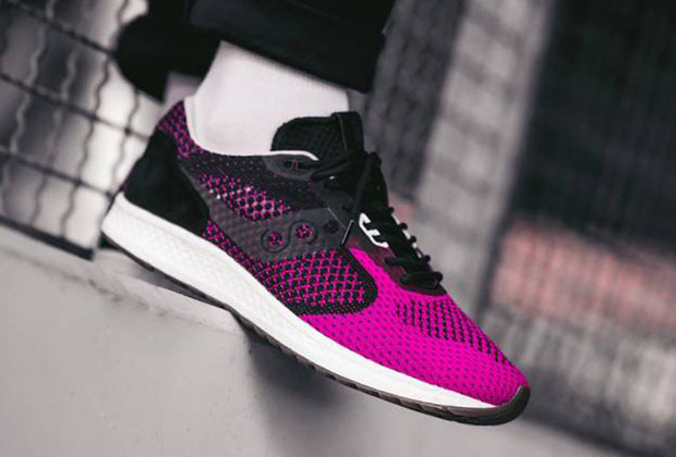 "Saucony Shadow 5000 EVR ""Pink Devil"""