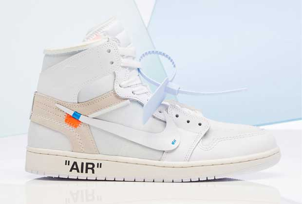 OFF WHITE x Air Jordan 1 Store list Sneakers Magazine