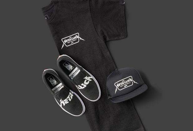 Vans-Metallica