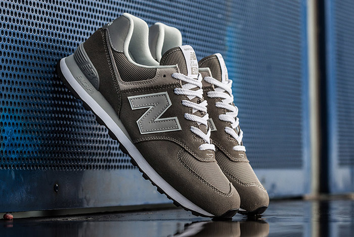 New Balance 574 'Legacy of Grey'