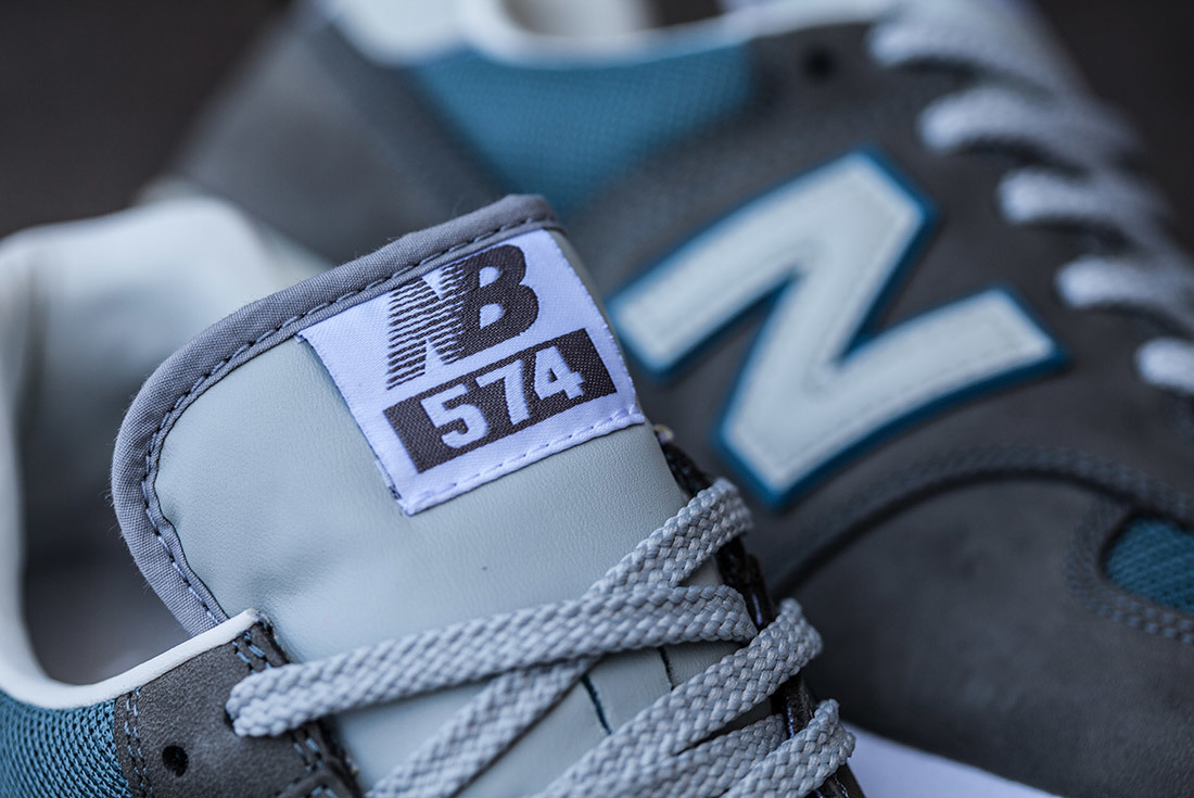 New Balance 574 'Legacy of Grey'
