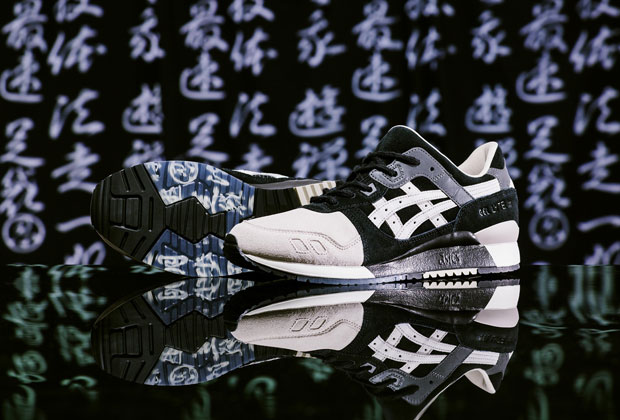 asics tiger gel lyte iii x kicks lab