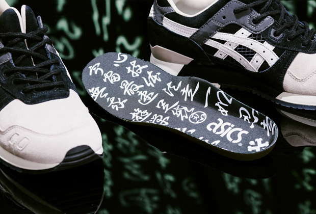 ASICSTIGER x KICKS LAB GEL-LYTE lll