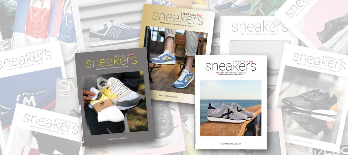 abbonamenti sneakers magazine