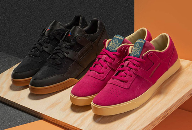 The Hundreds x Reebok collection