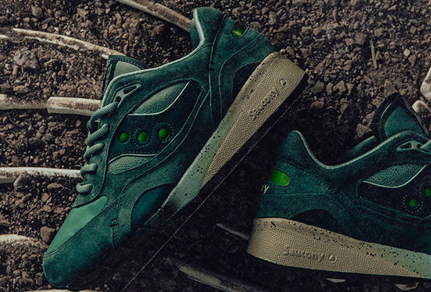 Feature x Saucony Shadow 6000