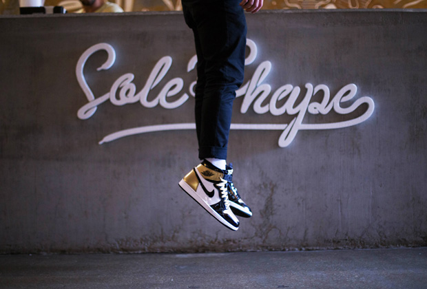 sole and shape