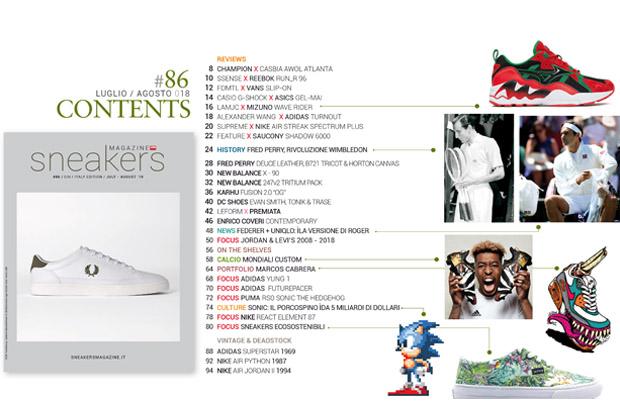 sneakers magazine 86