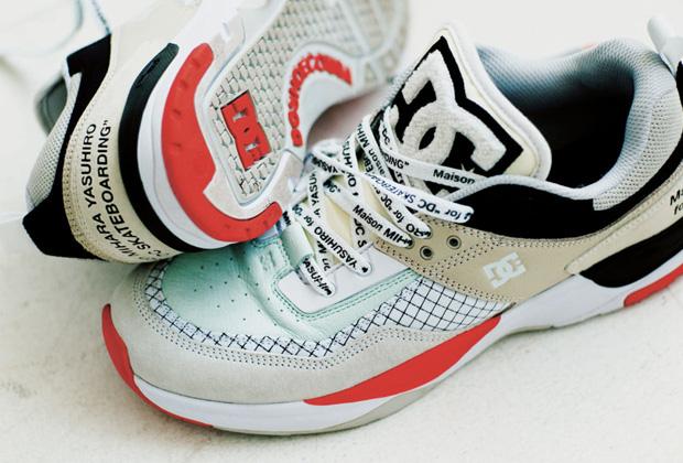 Maison Mihara Yasuhiro x DC Shoes