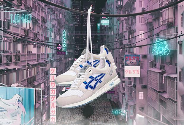 Review: ASICS x Footpatrol Gel Saga
